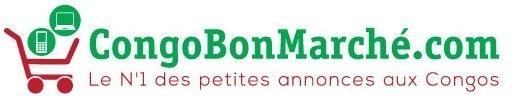 logo de congobonmarché, petites annonces à Brazzaville en RDC